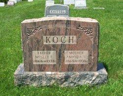 Amanda V. <i>Reed</i> Koch
