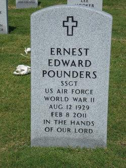 Rev Ernest Edward Pounders