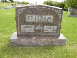 Minnie <i>Kappelman</i> Flisram