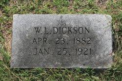 Washington Lee Washie Dickson