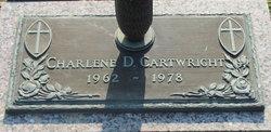 Charlene Dale Cha Cha Cartwright