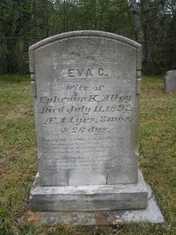 Evelyn C Evie <i>Lowell</i> Alley