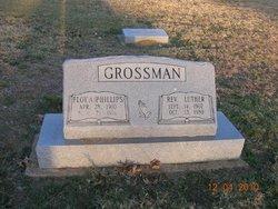 Floy A <i>Phillips</i> Grossman
