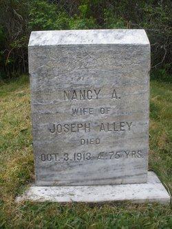 Nancy Ann <i>Alley</i> Alley