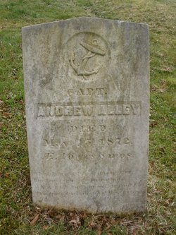 Capt Andrew Alley