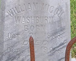 William Micou Washburn
