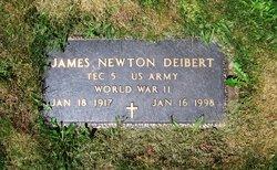 James Newton Deibert