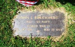 John L. Burkhardt