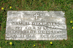 Samuel Dyke Ayers