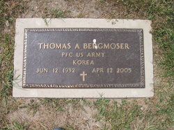 Thomas Albert Bergmoser