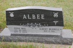 Edna Mae <i>Campbell</i> Albee