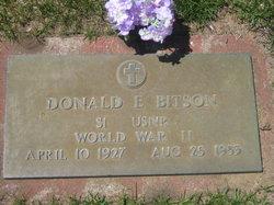 Donald E Bitson