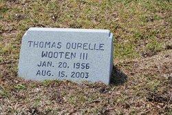 Thomas Durelle Wooten, III