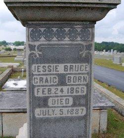 Jessie Bruce Craic
