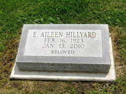 E Aileen Hillyard