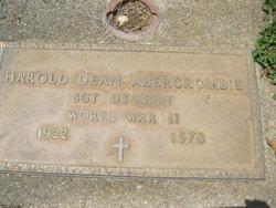 Harold Dean Abercrombie