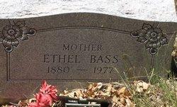 Margaret Ethel <i>Daugherty</i> Bass