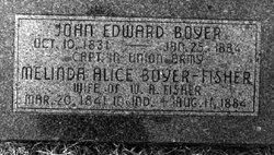 John Edward Ezra Boyer