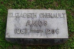 Elizabeth <i>Chenault</i> Amos
