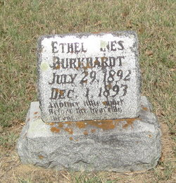 Ethel Inez Burkhardt