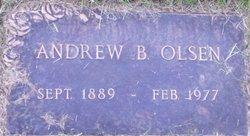 Andrew Bert Andy Olsen