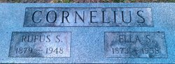 Rufus S Cornelius