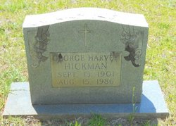 George Harvey Hickman