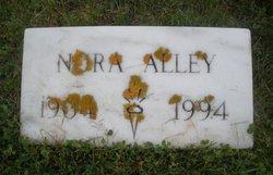 Elnora F Nora <i>Alley</i> Alley