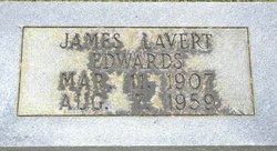 James Lavert Edwards