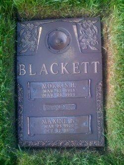 Maxine <i>North</i> Blackett