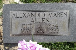 Alexander Maben Allen