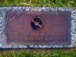 Mabel Edna Pat Cleghorn