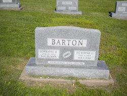 De Wayne L. Barton