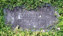 Alvertie <i>Mohler</i> Isenberg
