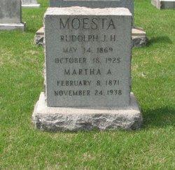 Martha Amelia <i>Bach</i> Moesta
