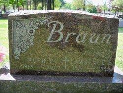 Ruth F <i>Winter</i> Braun