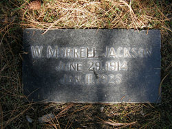 Walter Morrell Jackson