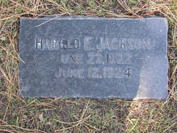 Harold Ellsworth Jackson