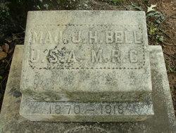 Maj J H Bell