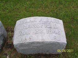 Arabella Aurelia <i>Babb</i> Mansfield
