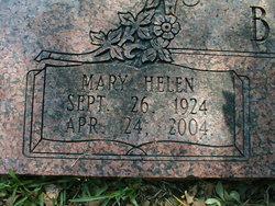 Mary Helen <i>Miles</i> Berry