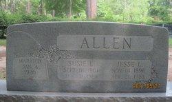 Susie Lou <i>Dollar</i> Allen