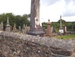 Old Milo Independent Churchyard, Hen Eglwys Anniby