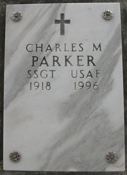 Charles Marcus Buster Parker