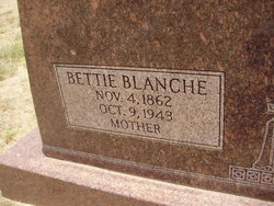Bettie Blanche Miles