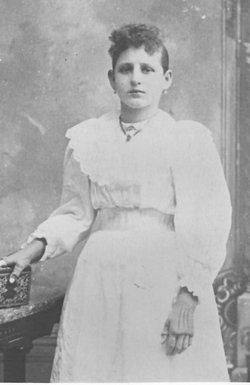 Sarah Elise Alice <i>Schoettley</i> Grothaus