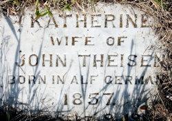 Katherine <i>Kraus</i> Theisen