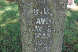 Benjamin B Davis