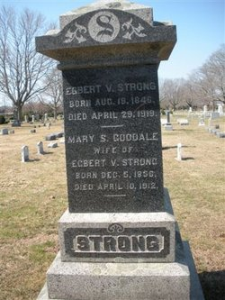 Mary S. Goodale <i>Terry</i> Strong