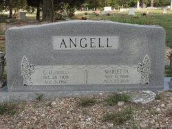 Marietta <i>Boyd</i> Angell